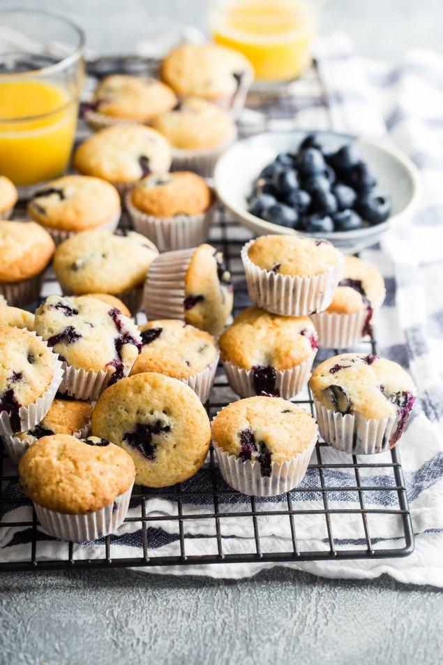 Chefs Mini Muffins