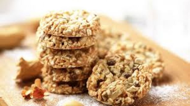 Anzac Wattle Seed Biscuit